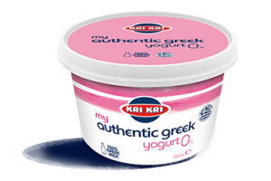 My Authentic Greek Yogurt 0% 500g